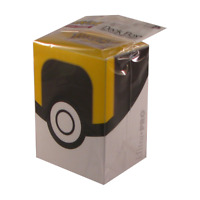 Ultra Pro Pokemon TCG Ultra Ball Deck Box Card Storage/Holder With Divider