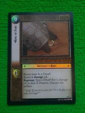 Ring of Fury 9R+7 - Reflections FOIL - Lord of the Rings LOTR TCG