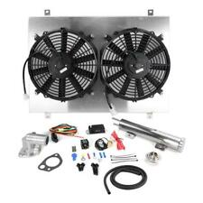 79 93 Ford Mustang Electric Fan Conversion Kit 5 0l Fox 2018 Year