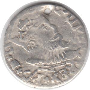 Poland Lithuania 1592 Trojak / 3 Grosze Riga Mint Sigismund III Vasa (1587-1632)