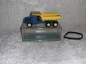 DDR Modell Espewe ? SMER Tatra 138 Zinkguss Ovp Box Spur H0