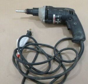 PORTER CABLE 6640 VSR DRYWALL SCREWDRIVER GUN DRIVER 120VAC 5.5A 4000RPM