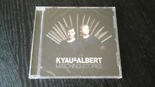 Kyau & Albert – Matching Stories  CD Album SEALED!!!!
