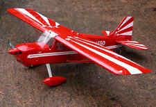 1/8 Scale Super Decathlon Aerobatic Plane Plans, Templates and Instructions