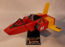 Blackstar Space Ship - Red European Version By Galoob (Loose/Complete) Filmation