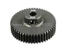 TOPCAD 51750 Light Weight Pinion Gear (50T / 64P) For Tamiya HPI Axial 1/10 Car