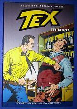 25342 TEX collezione storica Repubblica n° 14 - Tex attacca