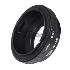 Fotga Adapter for Canon FD to Micro 4/3 M4/3 EP-1 EP-2 GF1 G1 GH1 Adapter Ring