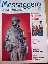 Messaggero di Sant'Antonio 02/1995 Covili Pittore franc
