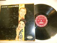 33RPM Jazz Vinyl STEVE AND EYDIE-Steve Lawrence & Eydie Gorme CRL57336 110912LAE
