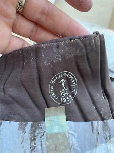 Vintage Army WW2-1950s Atkins Bros Nylon Stockings - Size 3 - 9 1/2 - Grade 1