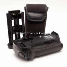 Nikon MB-D12 Multi-Power Battery Grip - D800 D800E D810 D810a - EXTENDS SHOOTING