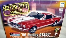monogram 1/24 1966 SHELBY GT350 FORD MUSTANG 289 HT MCM