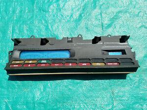 OEM 1992-1996 Honda Prelude Neon Gauge Cluster