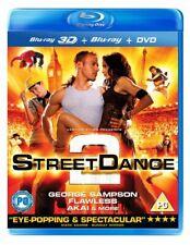 StreetDance 2 (Bluray 3D  Bluray  DVD)