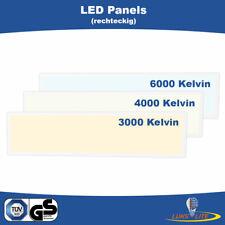 LED Panel - Deckenleuchte   TÜV/GS   verschiedene Größen   konfigurierbar