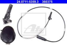 Sensor, Raddrehzahl für Bremsanlage Hinterachse ATE 24.0711-5359.3