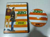 Juno Ellen Page Michael Cera - DVD Español English Region 2- AM