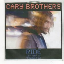 (FN968) Cary Brothers, Ride - 2007 DJ CD