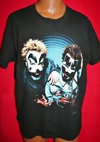 Vintage 2000 INSANE CLOWN POSSE Concert Tour T-SHIRT XL ICP Juggalos Horror Rap