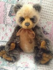 CHARLIE BEARS ARKWRIGHT GORGEOUS 2011 LIMITED EDITION ISABELLE LEE PANDA BEAR