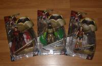Batman Superman - Mattel Figuren Wonder Woman, Heat Vision, Actionfigur DC Comic