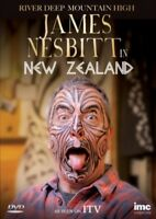 Nuevo River Profundo Mountain Alta - James Nesbitt En New Zealand DVD