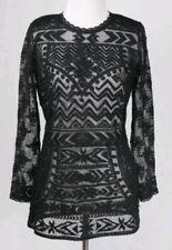 ISABEL MARANT pour H&M Lace Top Size 32EU,  6 UK,  2 US,  black