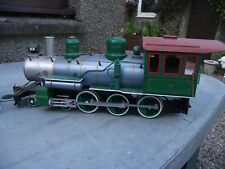 Bachmann Big Haulers 4-6-0 Locomotive and Tender- no box
