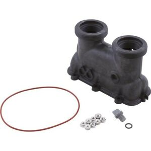 Raypak 011595F Inlet/Outlet Header