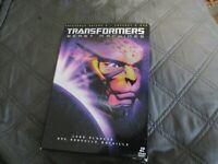 "COFFRET 2 DVD ""TRANSFORMERS BEAST MACHINES - INTEGRALE SAISON 2"" dessins animes"