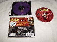 King's Quest V (PC, 1996) & KA52 Team Alligator (PC, 2000) Games