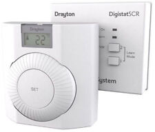 Drayton Digistat RF601 Wireless Room Programmable Thermostat