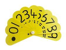 Numbers 0-10 Fun Number Fan