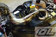 super power winner exhaust tuned pipe for 1/5 Losi 5ive-t 4x4 truck 5t rc bnd