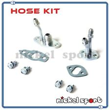 TOYOTA CT9 CT12 CT20 CT26 Turbocharger Oil & Water 8AN Flange Gasket Bolt Kit