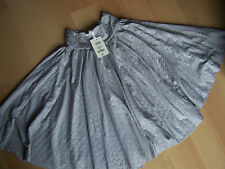 Superb Grey FOSSIL Skirt Size XS 6 8 Brand NEW RRP £55 Unwanted Gift