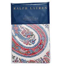 NWT Ralph Lauren Norwich Road Pyne Paisley Standard Pillow Sham $130