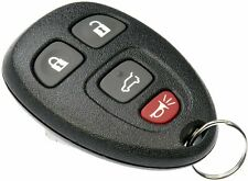 Dorman HELP! Keyless Entry Remote, 4-Button, Carded 13722