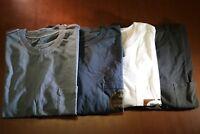 RVCA Men's Basic Solid Pocket T-Shirt