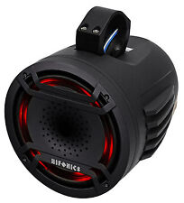 "Hifonics TPS-CP80 8"" 180w Marine Wakeboard Tower LED Speaker 4 Boat/ATV/UTV/RZR"