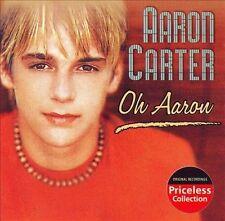 Aaron Carter Oh Aaron New Sealed CD