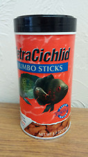 Tetra  Jumbo Min Fish Food Sticks - 3.7 oz. (105 g)