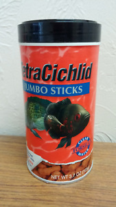 Tetra  Jumbo Min Fish Food Sticks - 3.7 oz. (105 g)