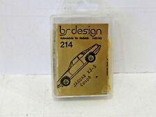 BS Design 1:87 Nr 214 Jaguar XJ-S Coupe Bausatz (O4546)