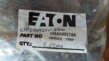 Eaton Vickers 406AA00274A, 1CPBD300F2SV-SP300 Screw-in Cartridge Valve *New*