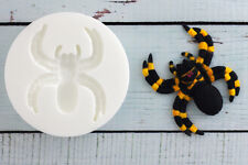 Silicone Mould, Halloween Spider, Food safe, Ellam Sugarcraft  M068