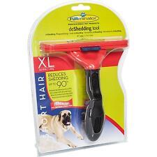 FURminator für kurzhaarige sehr große Hunde, deShedding-Pflege Werkzeug Bürste