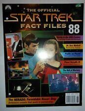 THE OFFICIAL STAR TREK FACT FILES #88