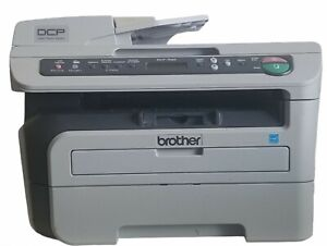 Brother DCP-7040 All-in-One Laser Printer Fax Copy Scan TESTED W/ 66%Toner Works